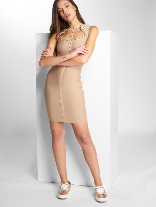 Danity Paris Šaty Valentine hnedá