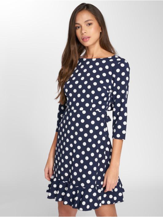Danity Paris Šaty Dot modrá