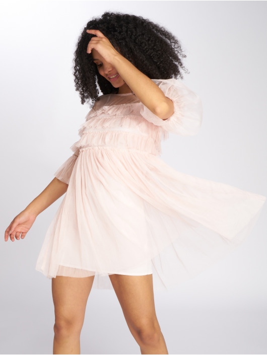 Danity Paris Abito Maive rosa chiaro