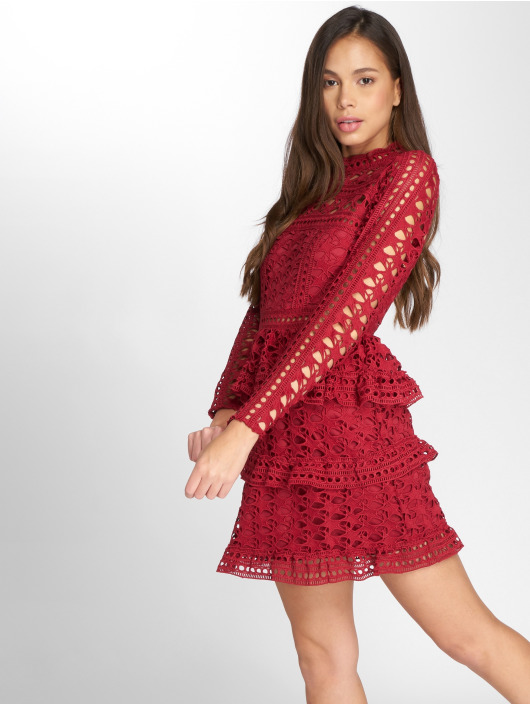 Danity Paris Dress Robe Carlota red