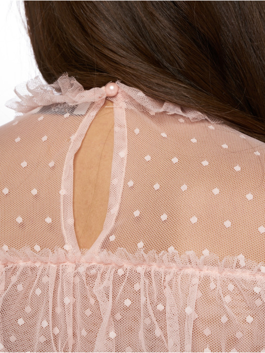 Danity Paris Hihattomat paidat Aya vaaleanpunainen