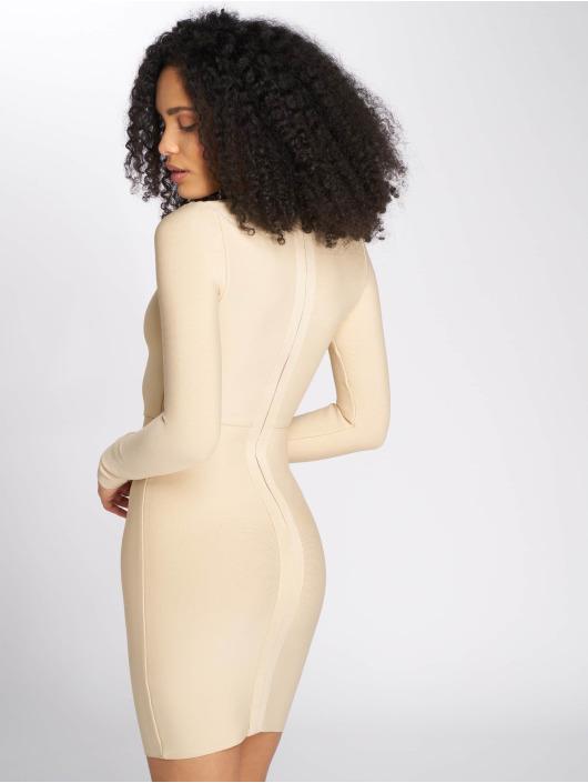 Danity Paris jurk Avalyn beige