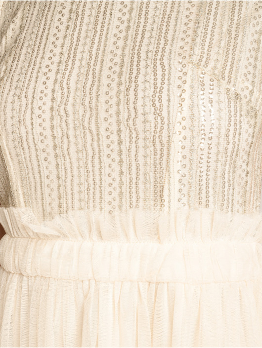 Danity Paris jurk Edwina beige