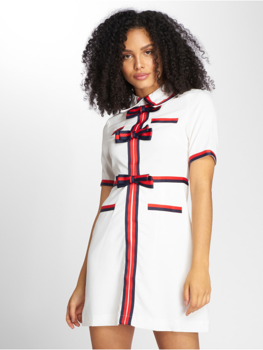 Danity Paris jurk Copun wit
