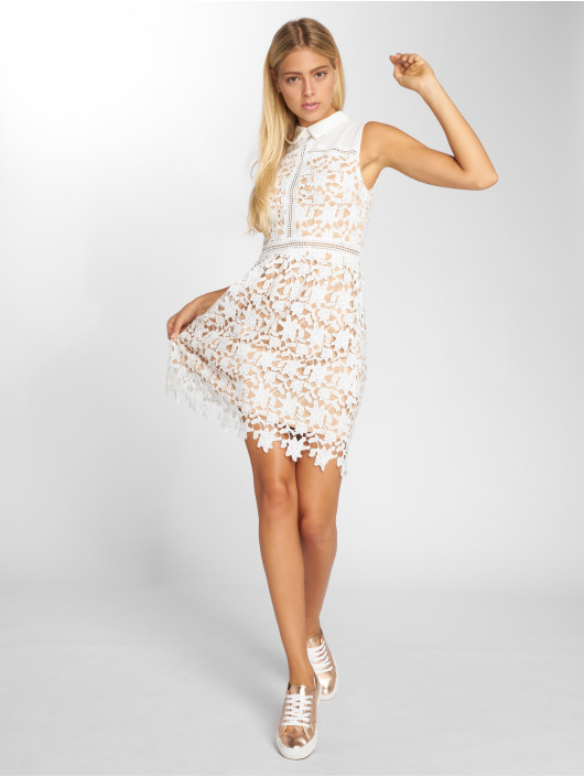 Danity Paris jurk Nancy wit
