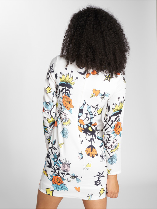 Danity Paris jurk Panacu wit