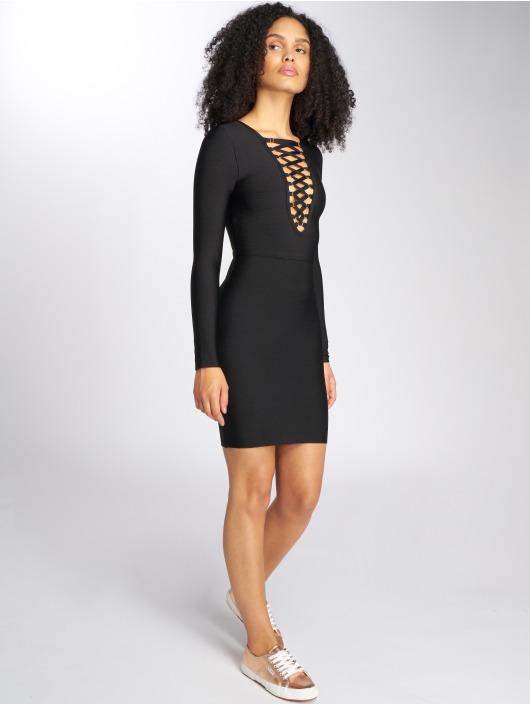 Danity Paris jurk Avalyn zwart