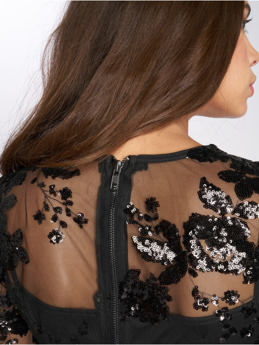 Danity Paris jurk Palmina zwart