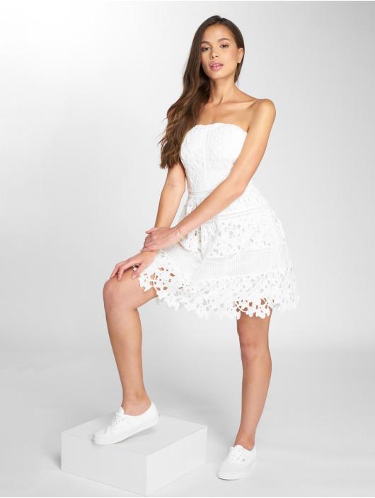 Danity Paris Kjoler Betty hvid