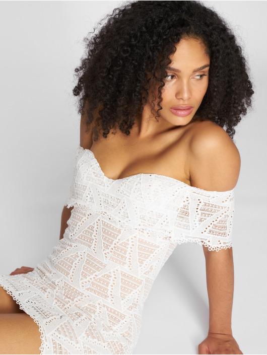 Danity Paris Kjoler Pakolar hvid