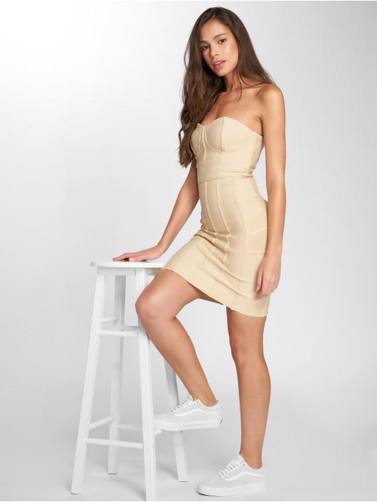 Danity Paris Kleid Amaila beige