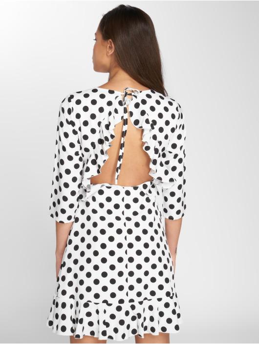 Danity Paris Kleid Dot weiß