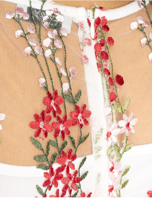 Danity Paris Robe Laureline blanc
