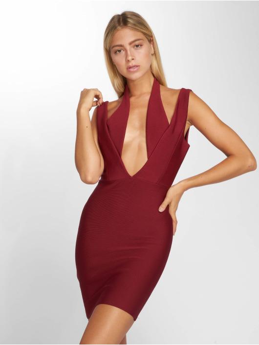 Danity Paris Robe Straro rouge