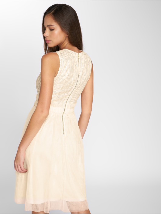 Danity Paris Sukienki Edwina bezowy