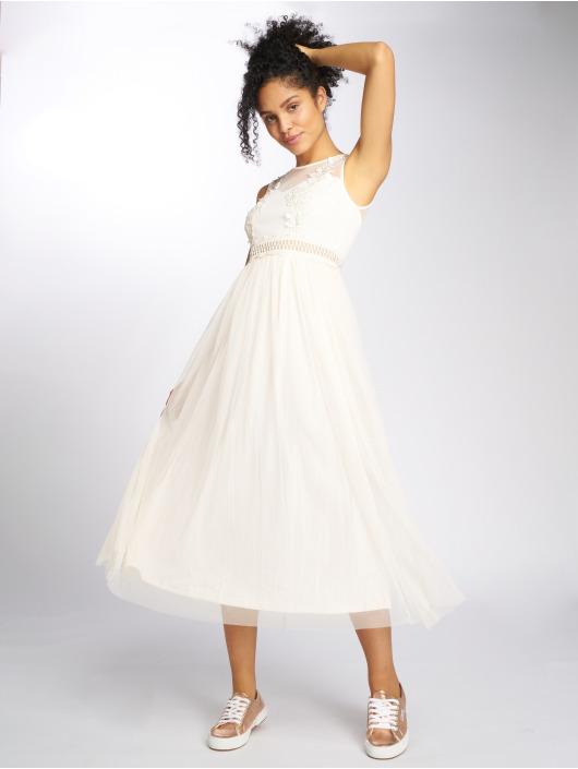 Danity Paris Sukienki Delana bezowy