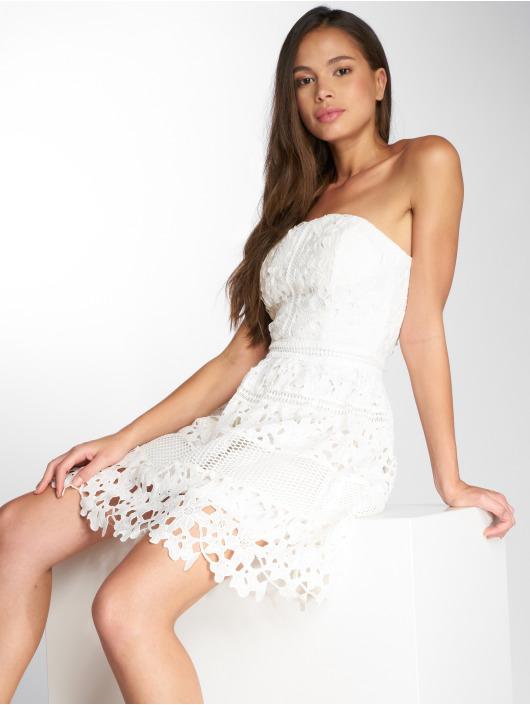 Danity Paris Sukienki Betty bialy