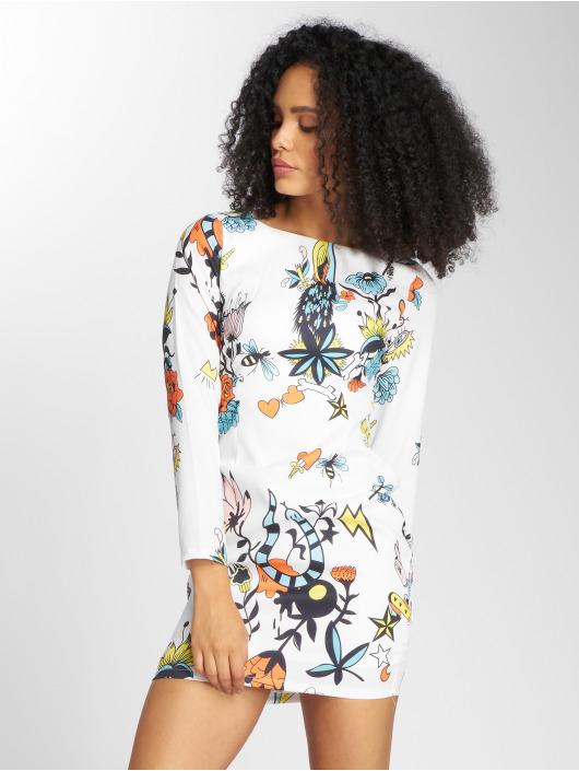 Danity Paris Sukienki Panacu bialy