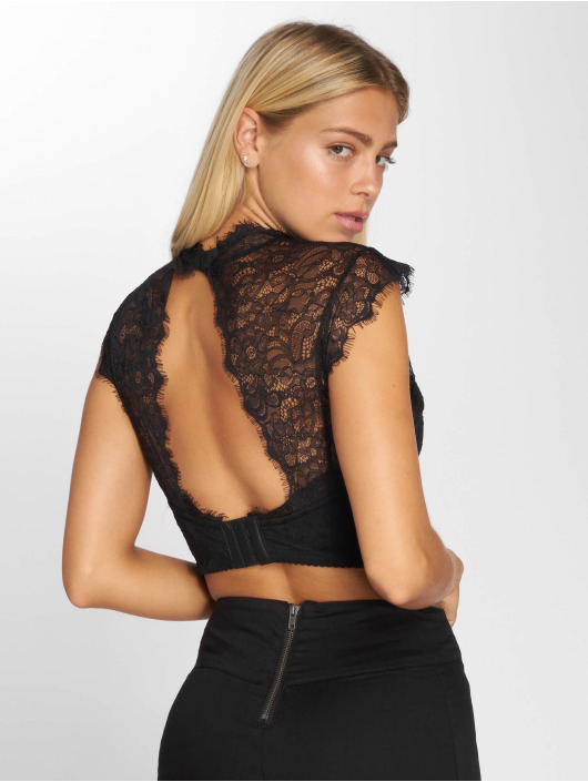 Danity Paris Top Armance negro