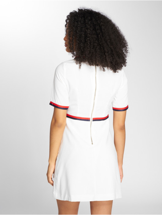 Danity Paris Vestido Copun blanco