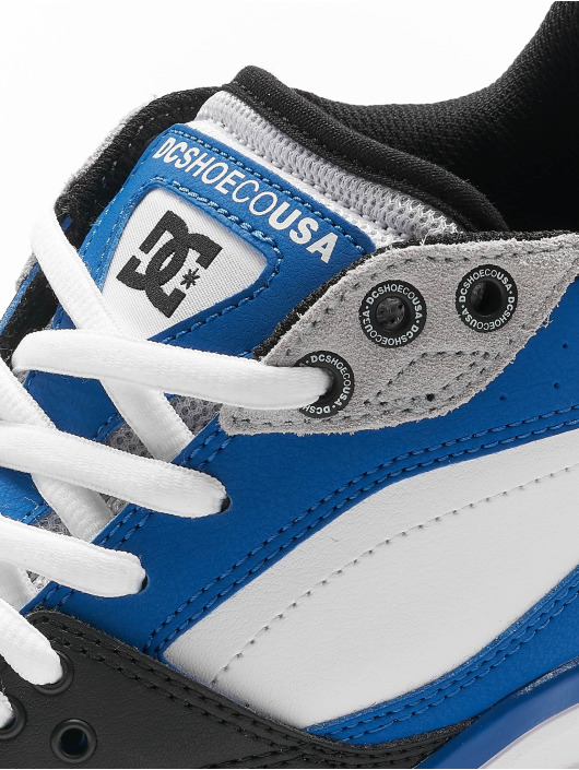 DC Сникеры Maswell синий