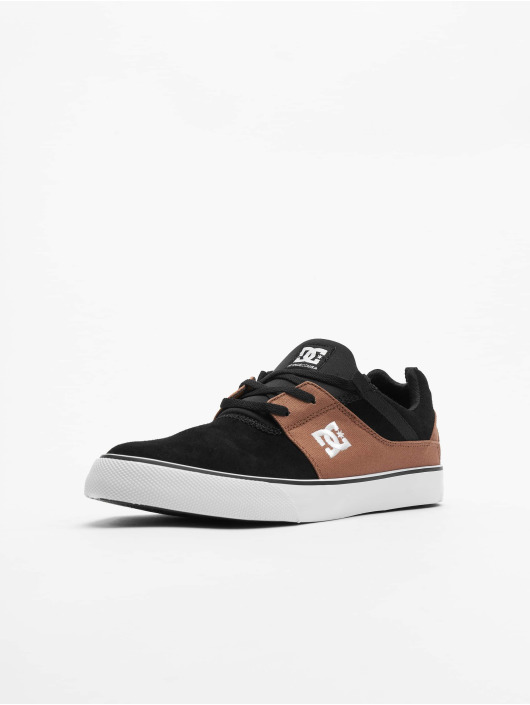 DC Baskets Heathrow Vulc noir
