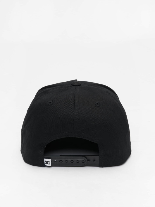 DC Snapback Cap Snapdragger black