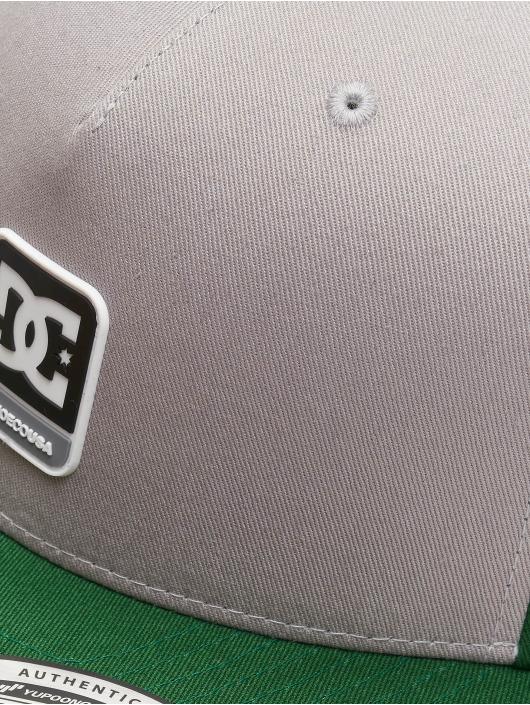 DC Snapback Cap Snapdragger green