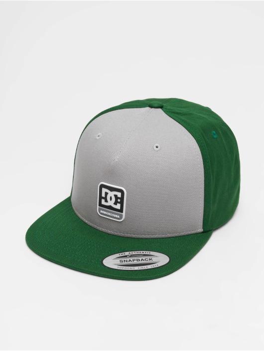 DC Snapback Cap Snapdragger grün