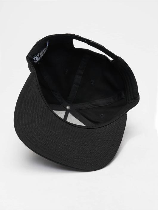 DC Snapback Cap Reynotts schwarz