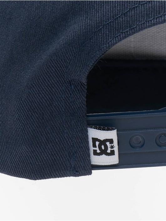 DC Snapback Snapdragger modrá