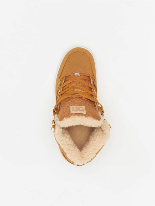 DC Sneaker Pure High Top Wnt braun