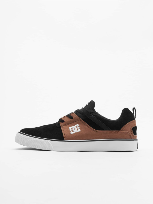 DC Sneaker Heathrow Vulc schwarz