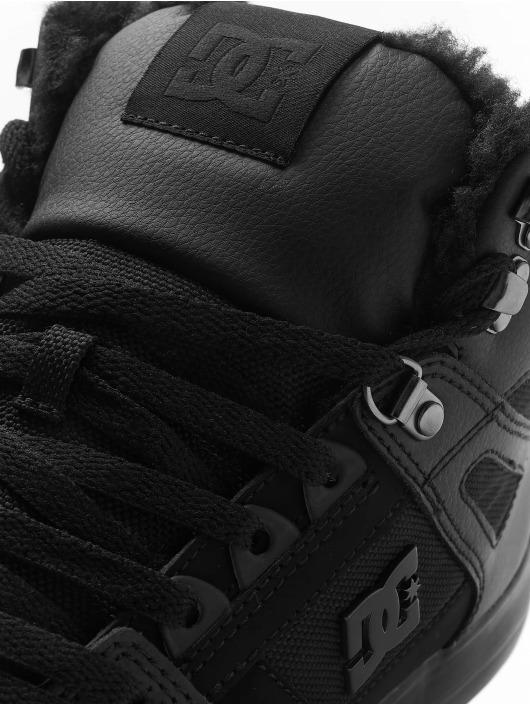 DC Sneakers Pure High Top Wc Wnt èierna