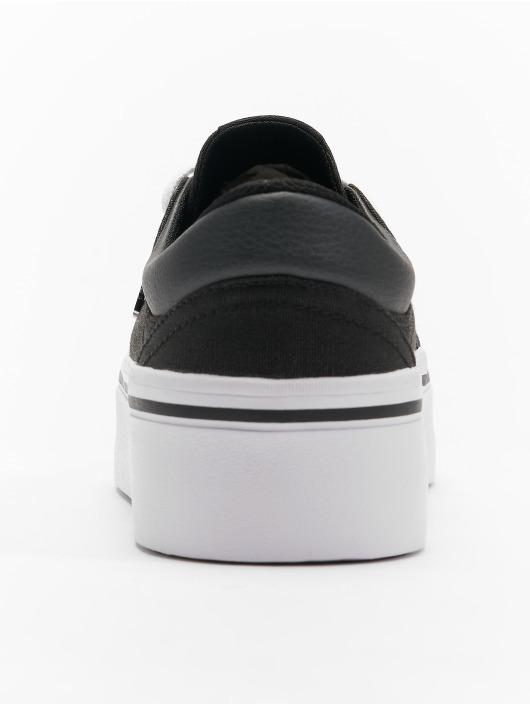 DC Sneakers Trase Platform TX SE black