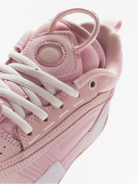 DC Sneakers Legacy 98 Slim pink