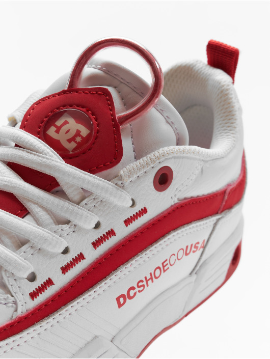 DC Sneakers Legacy 98 Slim white