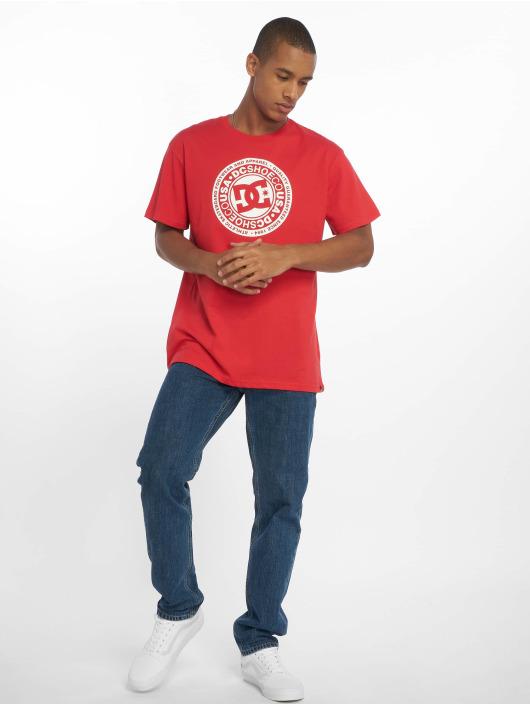 DC T-Shirt Circle Star 2 rot