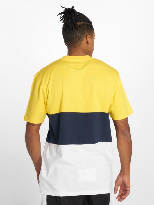 DC Tričká Glenferrie žltá