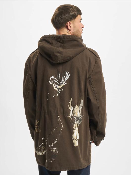 De Ferro Демисезонная куртка Born To Be Free черный