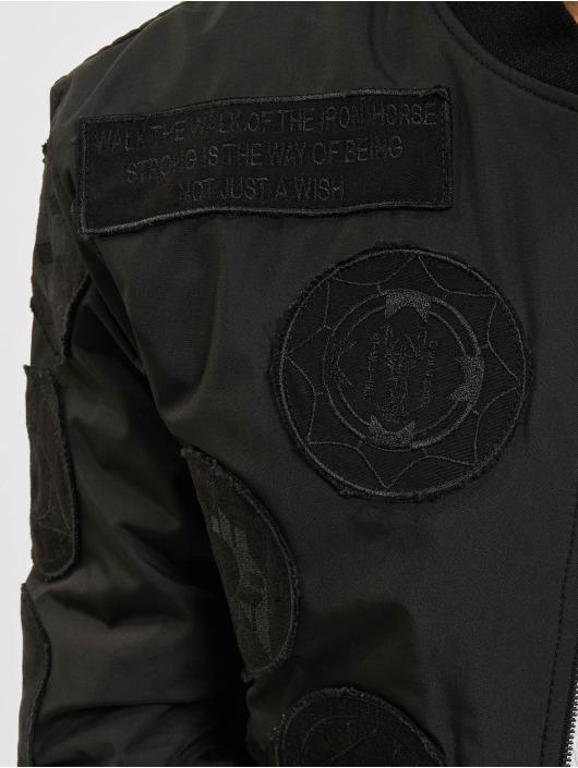 De Ferro Куртка-бомбардир Elite черный