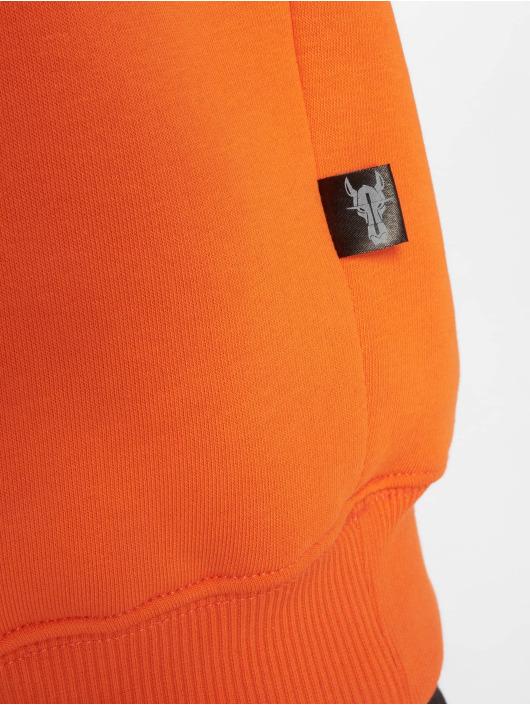 De Ferro Пуловер Orange Fantasy Crew оранжевый