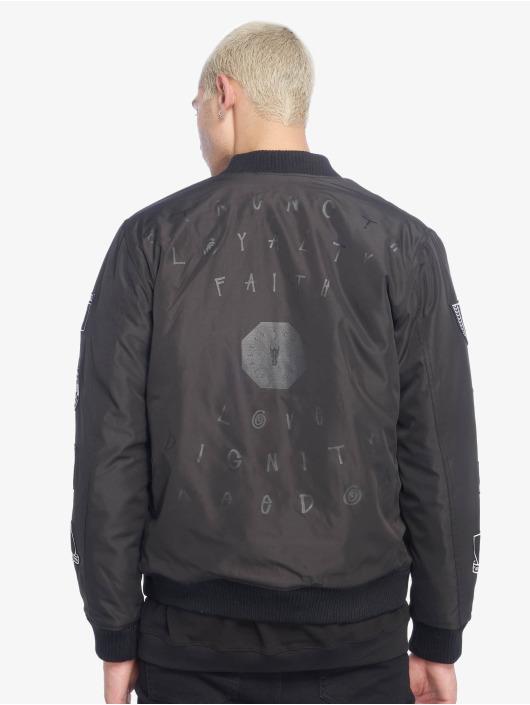 De Ferro Bomber jacket Stereo black