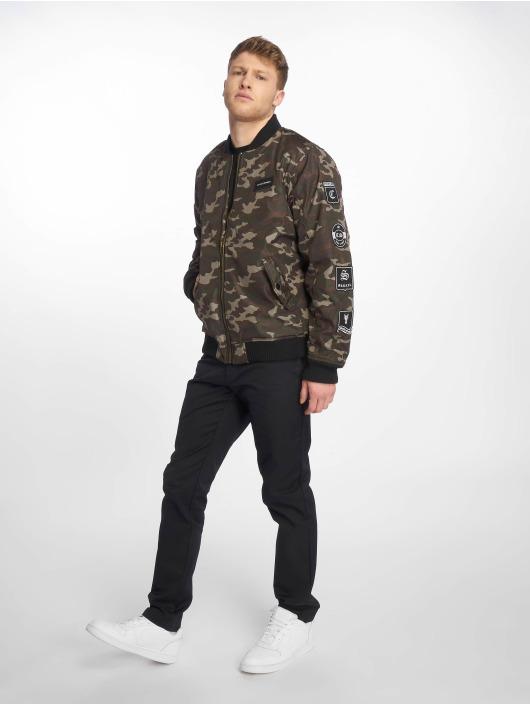 De Ferro Bomber jacket Stereo camouflage