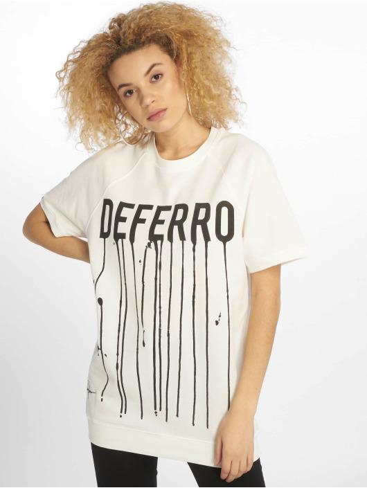 De Ferro Camiseta Draft blanco