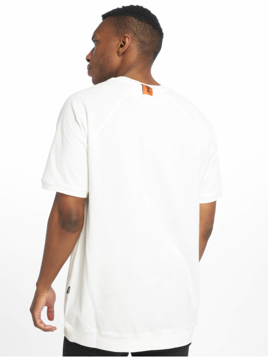 De Ferro Camiseta Signature Big T blanco