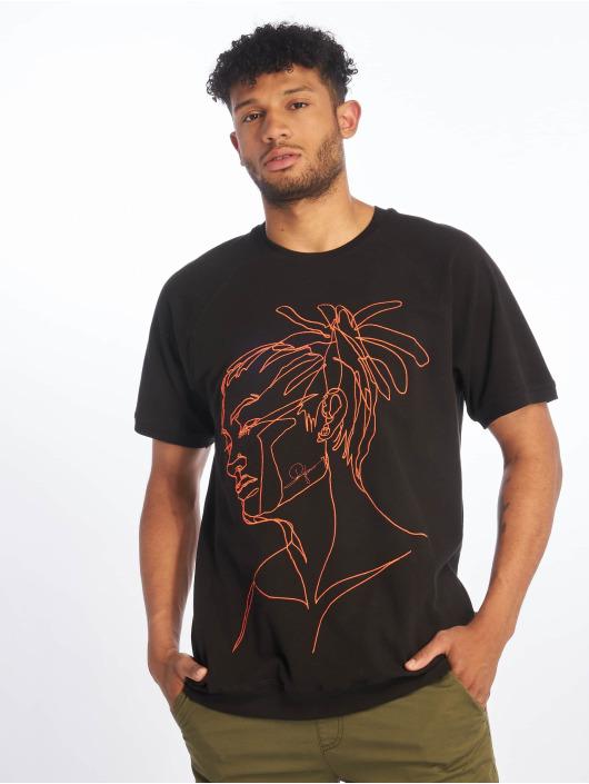 De Ferro Camiseta T Dread negro