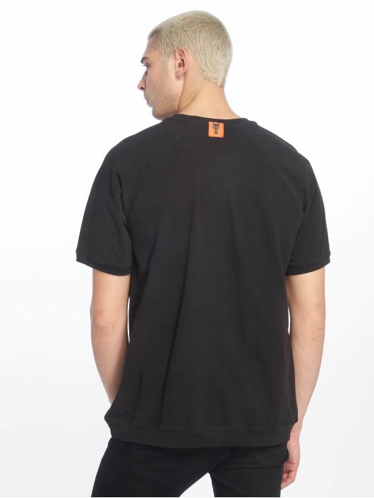 De Ferro Camiseta T Word negro
