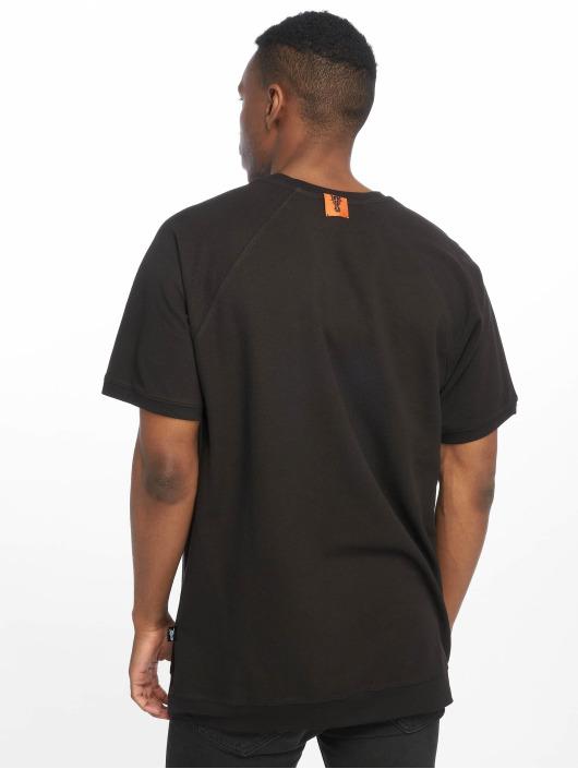 De Ferro Camiseta Signature Big T negro