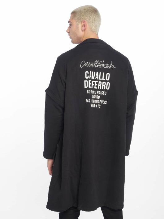 De Ferro Coats Coat black